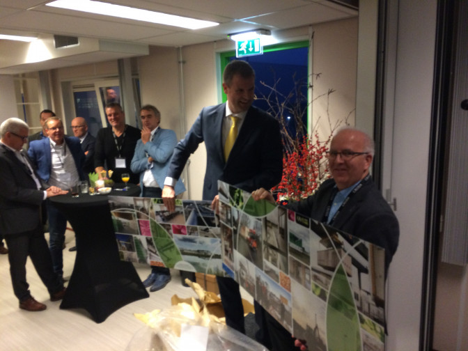 Incotec Innovation Centre te Enkhuizen is geopend