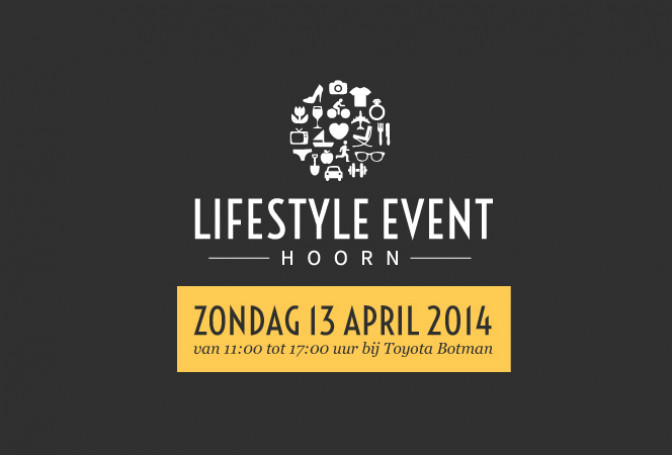Lifestyle event Hoorn, zondag 13 april 2014